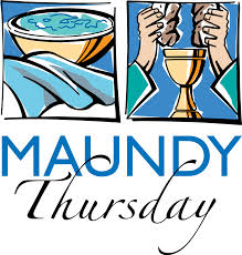 Image forMaundy Thursday Service