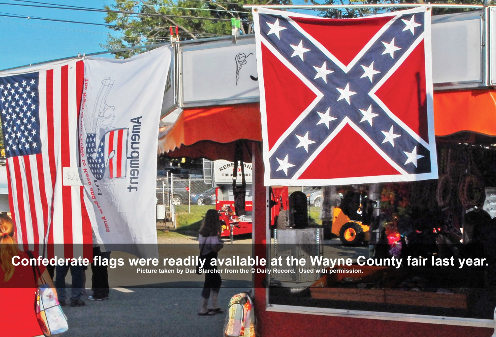 Progress in Struggle for Racial Justice at the Wayne County Fair